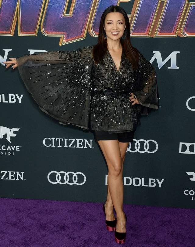 Ming-Na-Wen awesome