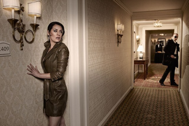 Paget Brewster awesome
