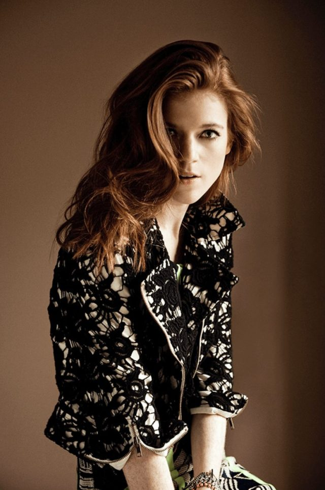 Rose Leslie sexy picture