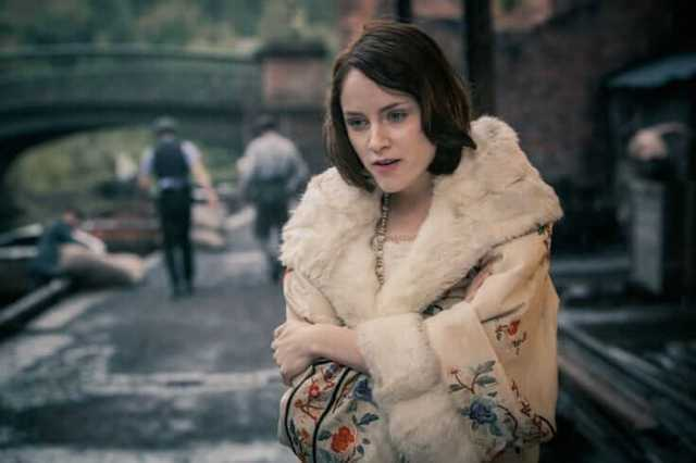 Sophie Rundle awesome pic