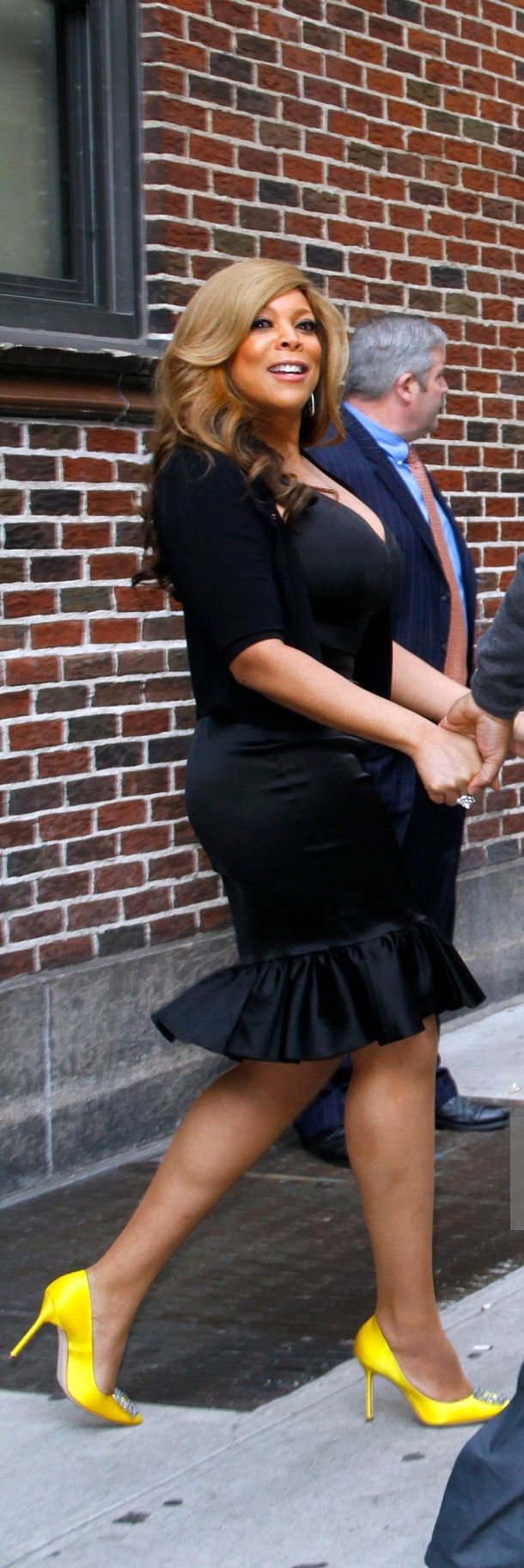Wendy Williams Big Butt pic