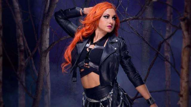 becky lynch awesome pics