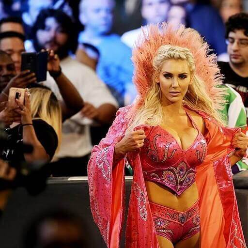 charlotte flair sexy busty pictures