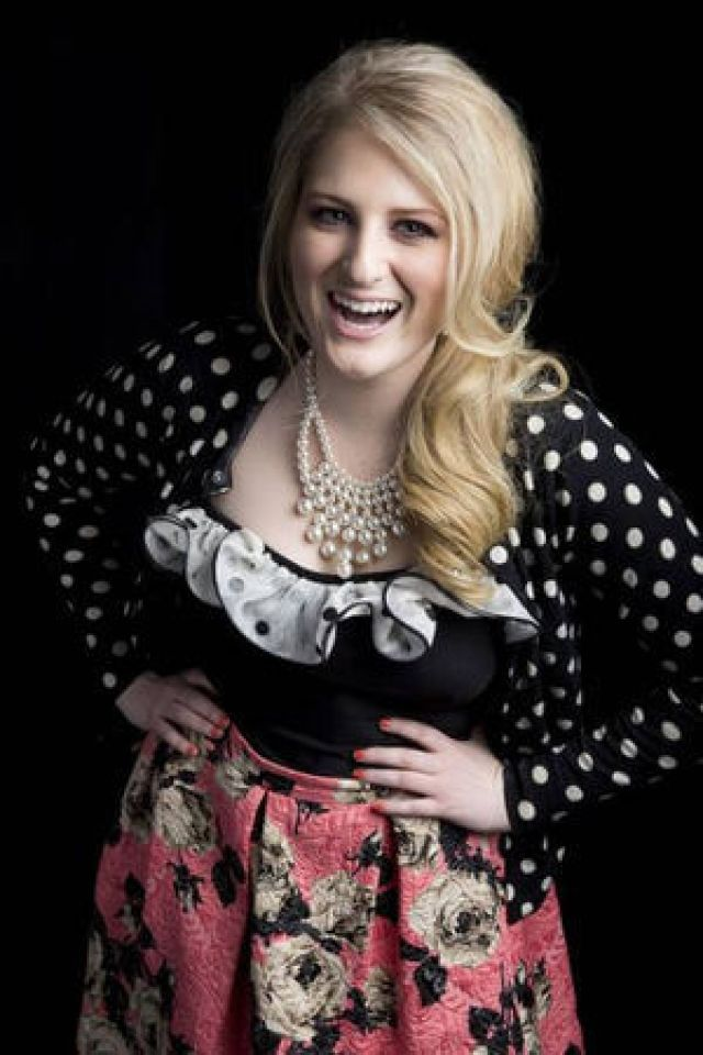meghan trainor smile