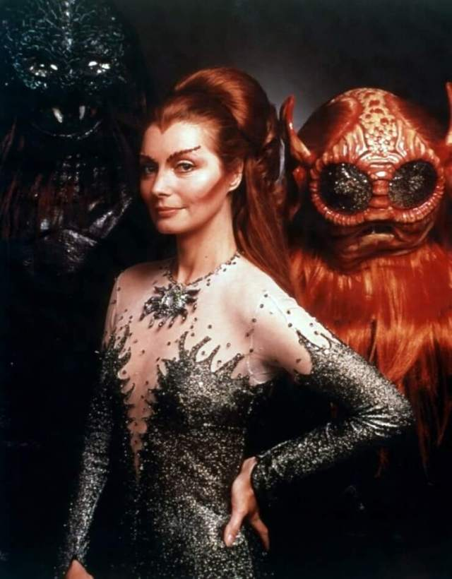 Catherine Schell hot busty