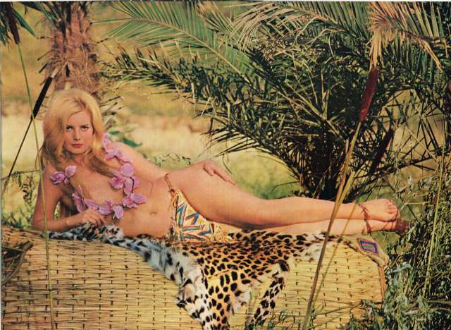 Catherine Schell sexy pictures