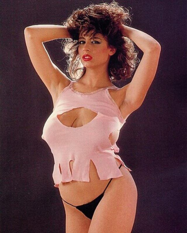 Christy Canyon Swimsuit