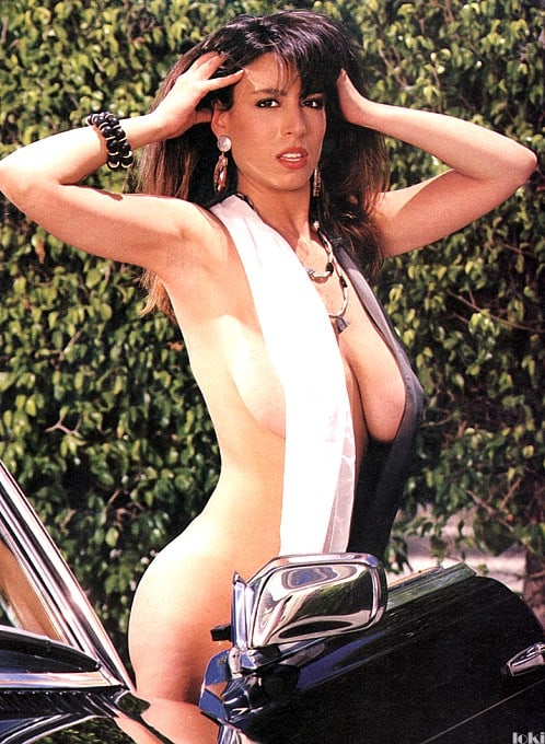Christy Canyon sexy