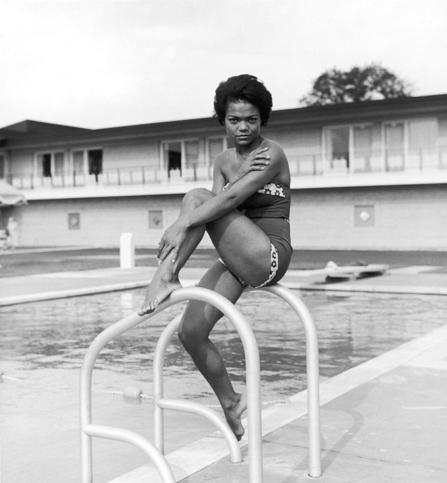Eartha Kitt feet