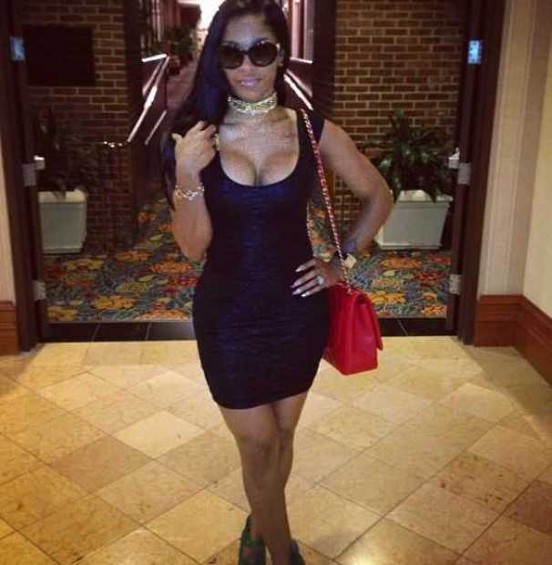 Joseline Hernandez sexy cleavage pictures