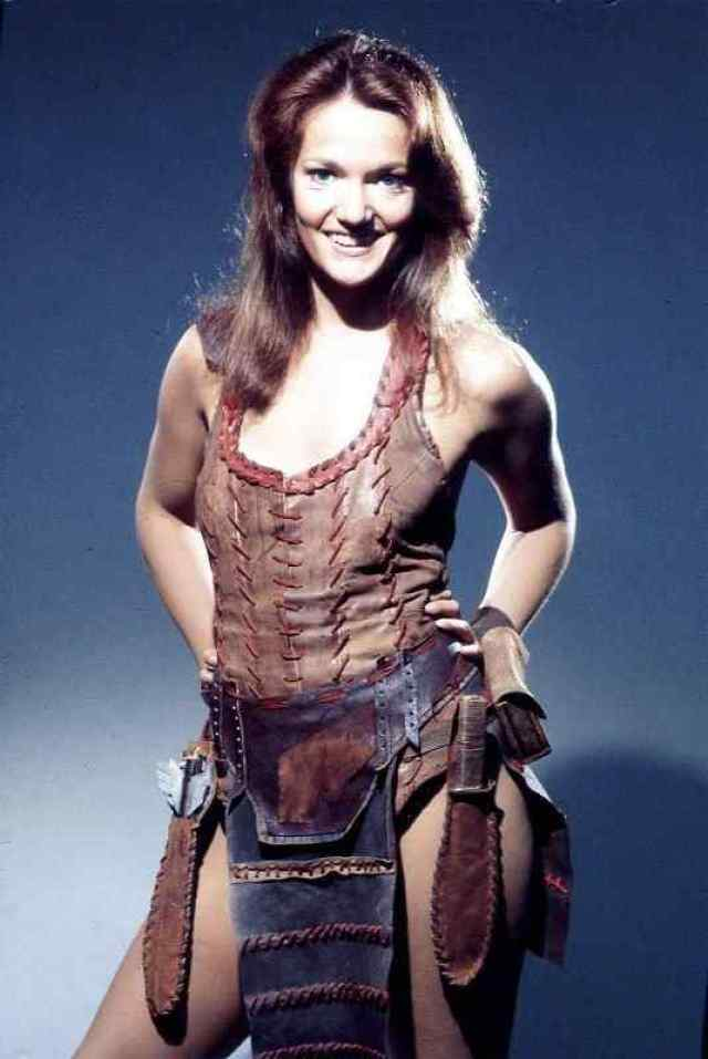 Louise Jameson boobs