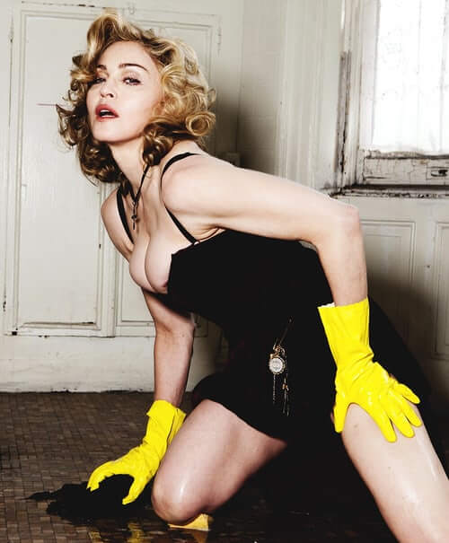 Madonna awesome pic