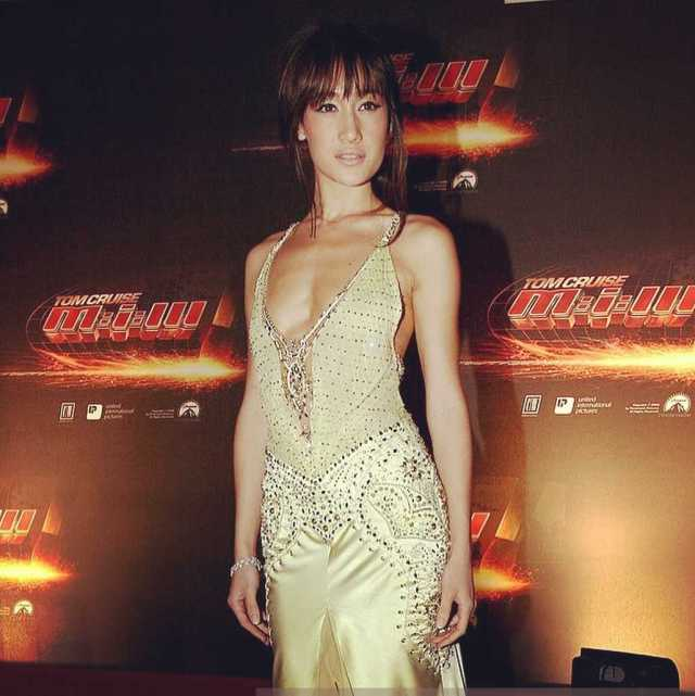 Maggie Q sexy pictures (2)