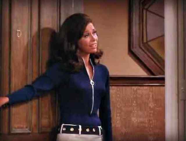 Mary Tyler Moore amazing