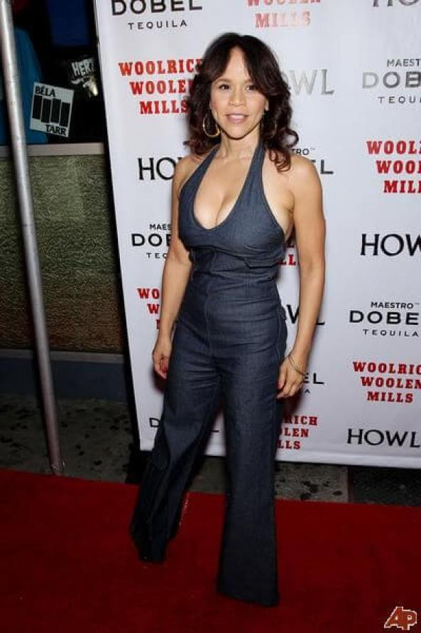Rosie Perez beautiful pics
