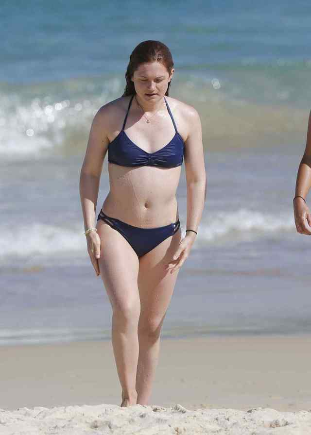 bonnie wright hot and sexy