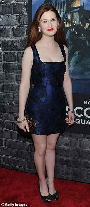 bonnie wright lovely