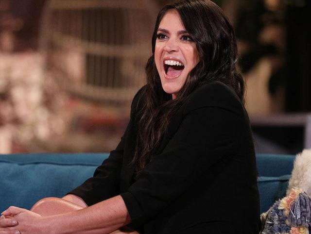 Nackt Cecily Strong  Naked Workout