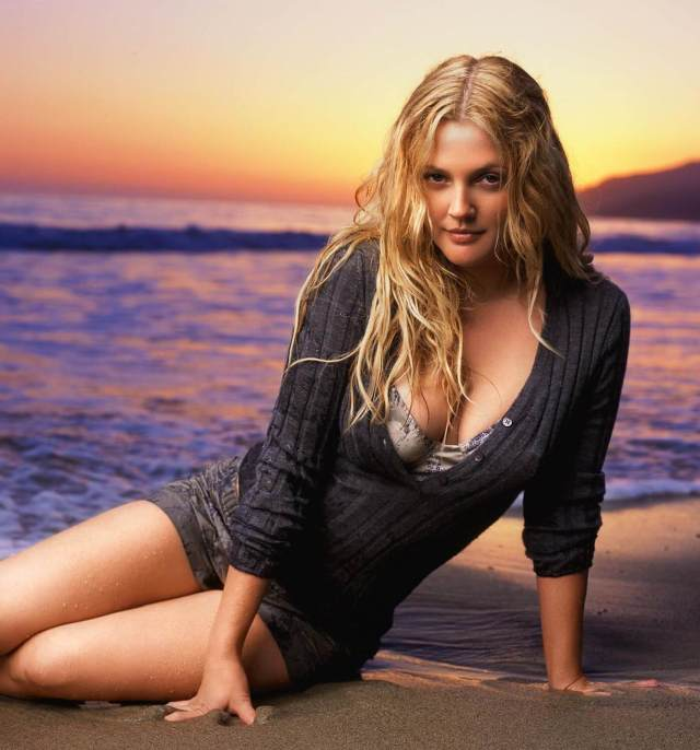 drew barrymore sexy pic
