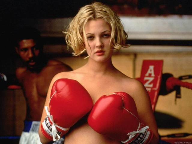 drew barrymore topless pic