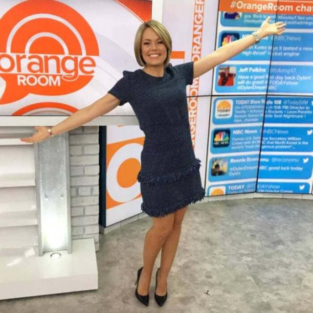 dylan dreyer awesome pic