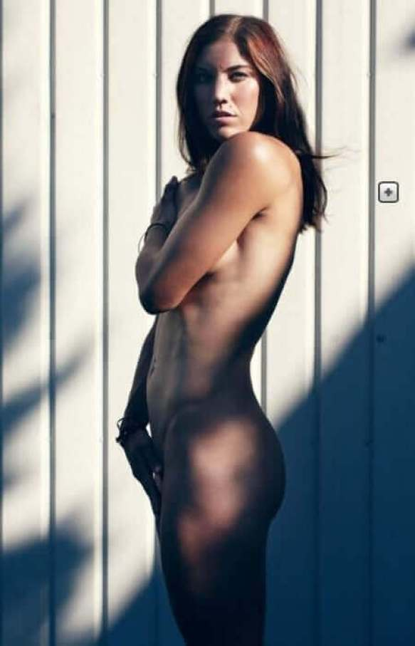 hope solo nude pic
