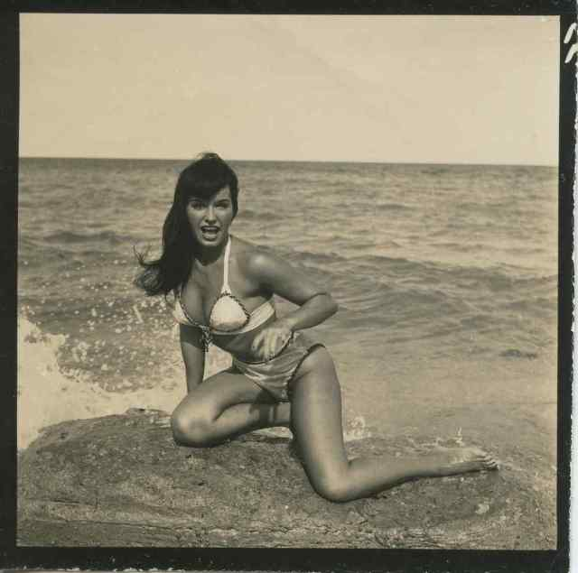 Bettie Page boobs