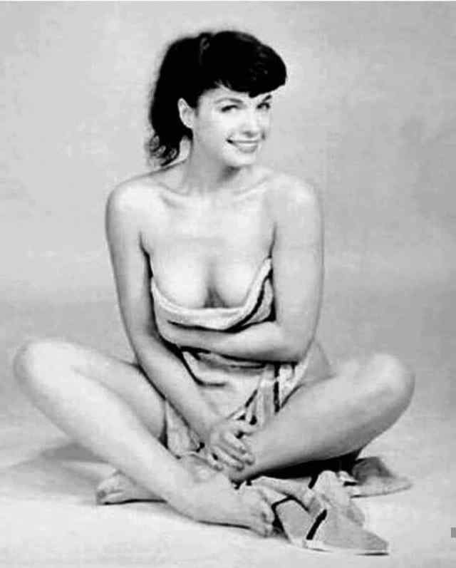 Bettie Page lovely