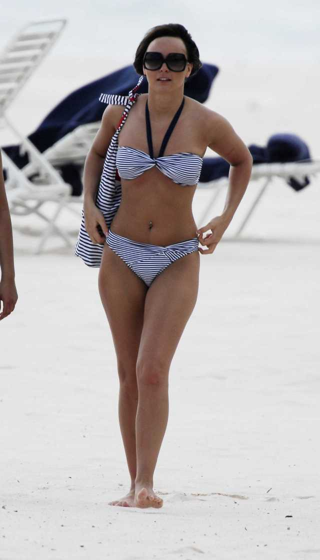 Chanelle Hayes cleavage (1)