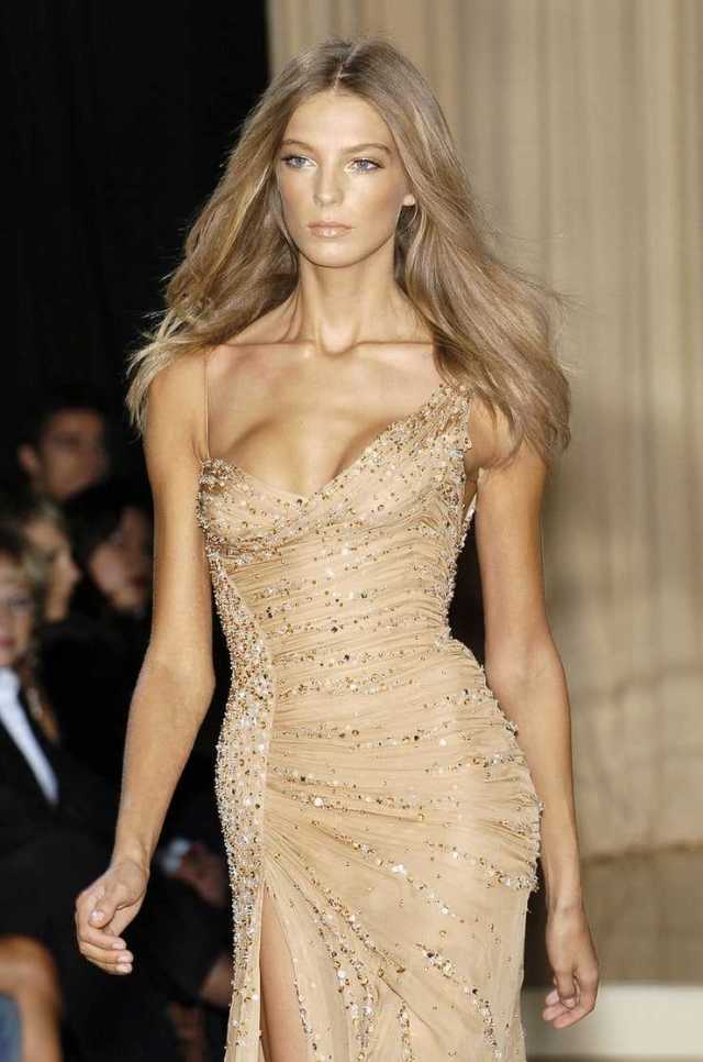 Daria Werbowy hot pictures