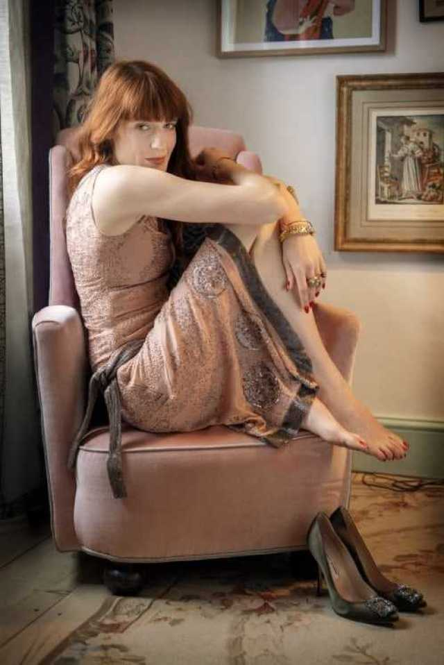 Florence Welch hot photo (2)