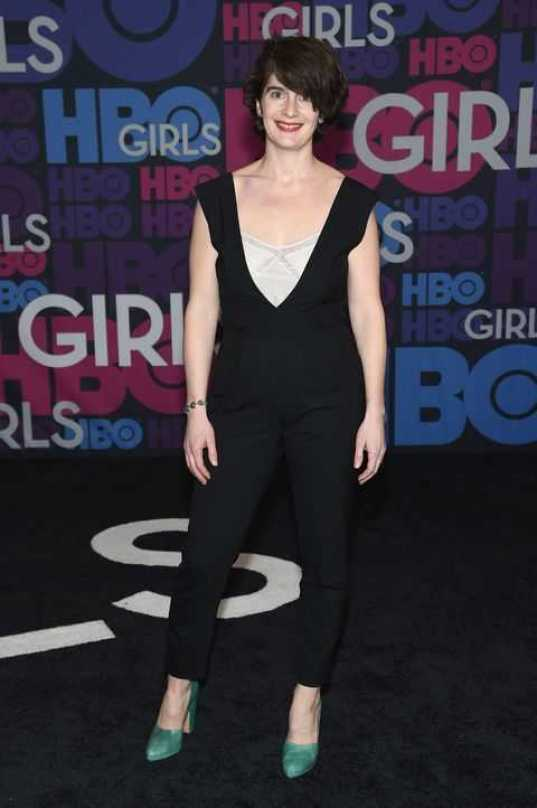 Gaby Hoffmann sexy look pic