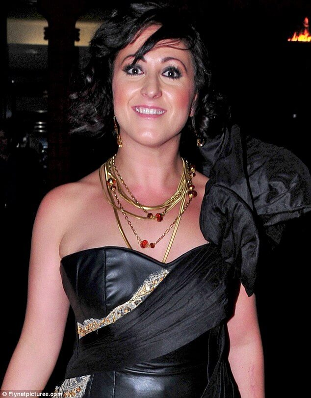 Natalie Cassidy hot busty pic