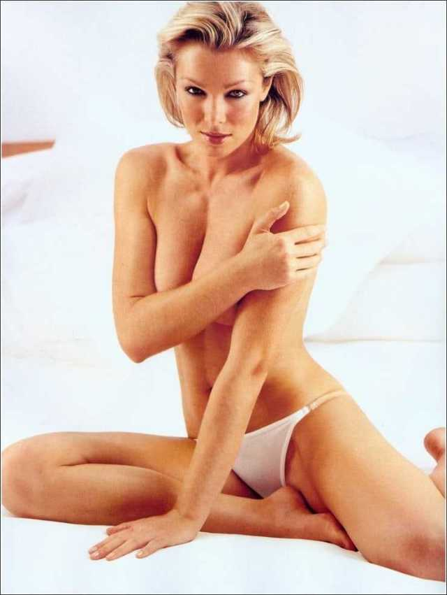 Nell McAndrew hot busty pics