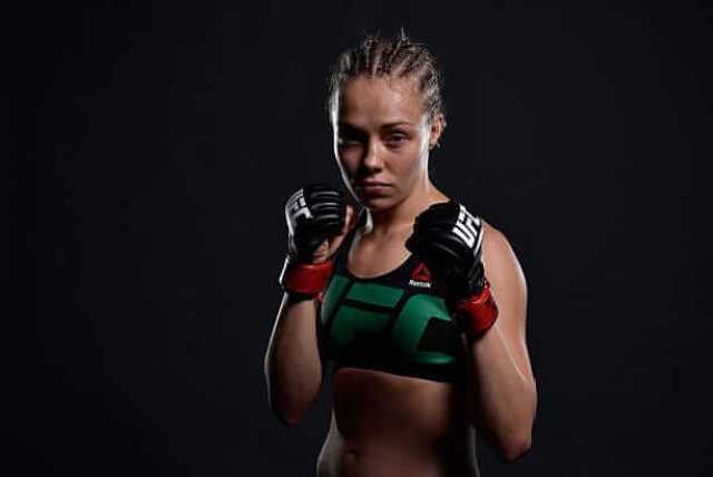 Rose Namajunas lovely (2)