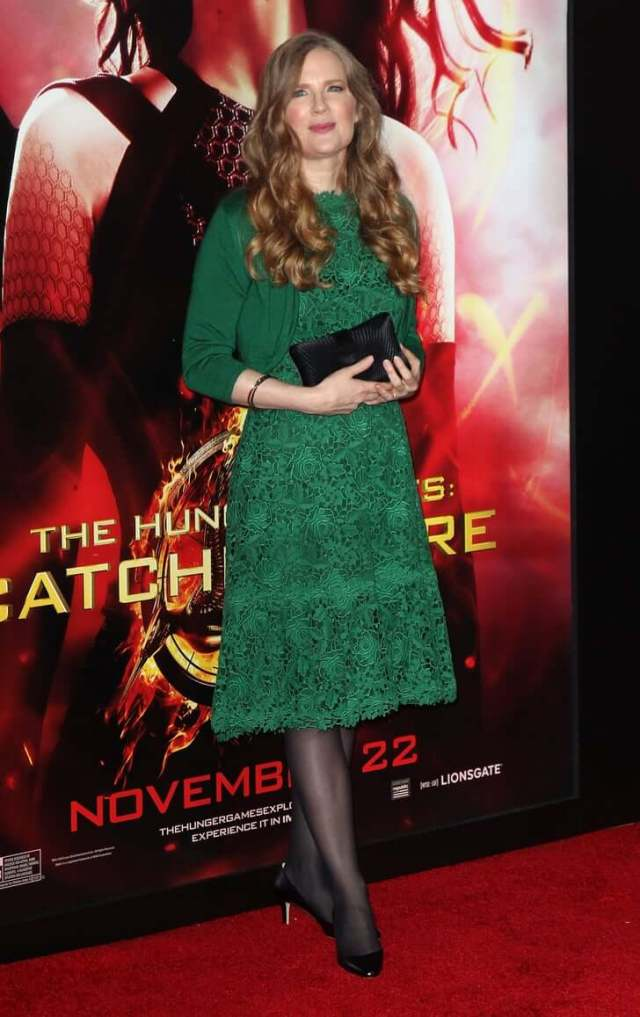 Suzanne Collins awesome pictures