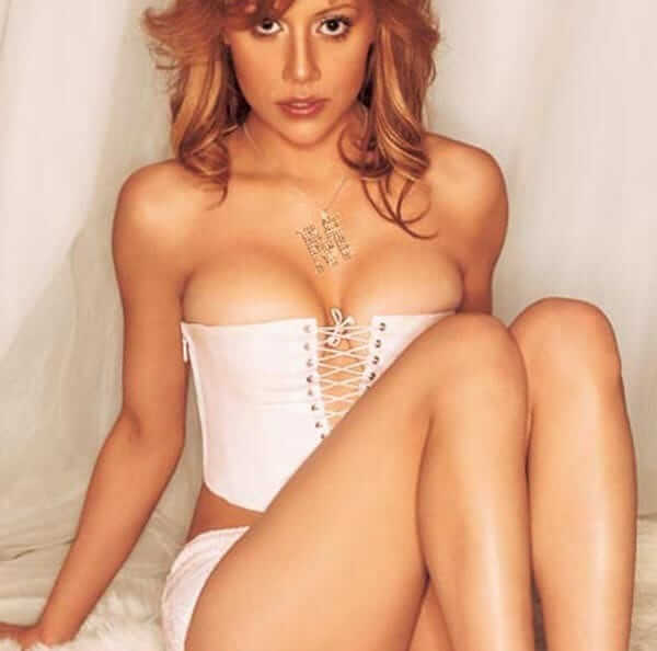 Brittany Murphy knockers