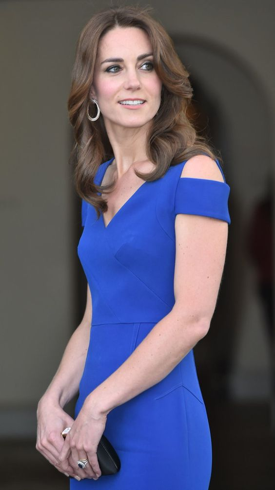 Catherine, Duchess of Cambridge hot side pic