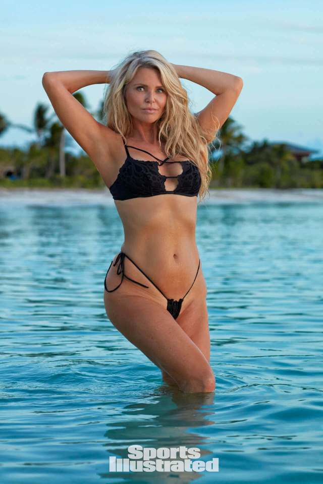 Christie Brinkley sexy pciture