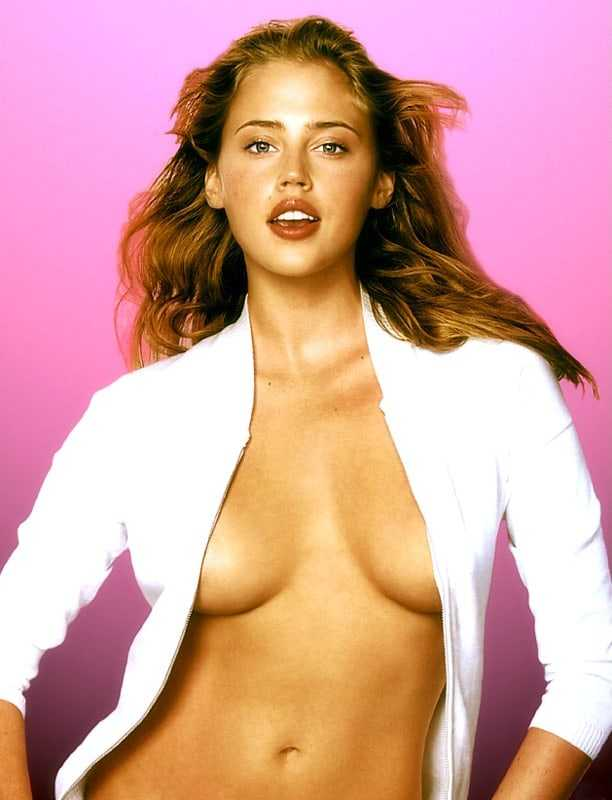 Estella Warren hot boobs pictures