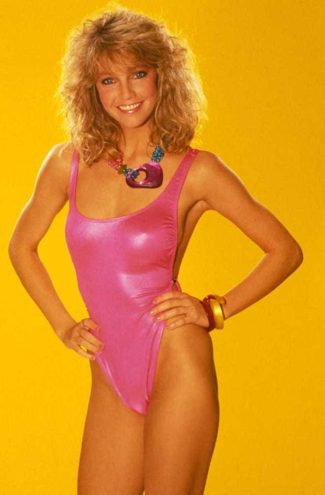 Heather Locklear lingerie pictures