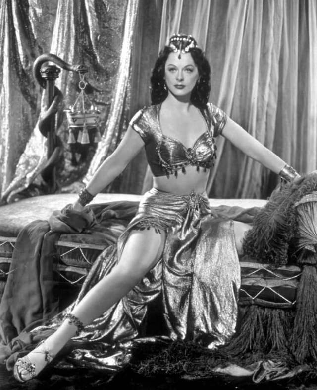 Hedy Lamarra awesome