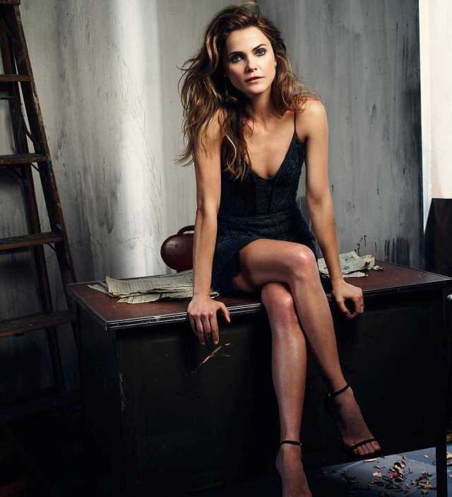 Keri Russell hot look pictures