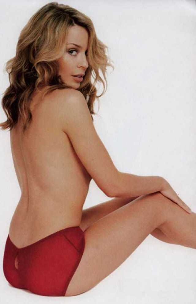 Kylie Minogue sexy butt pictures