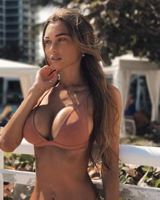 Lily Ermak hot boobs