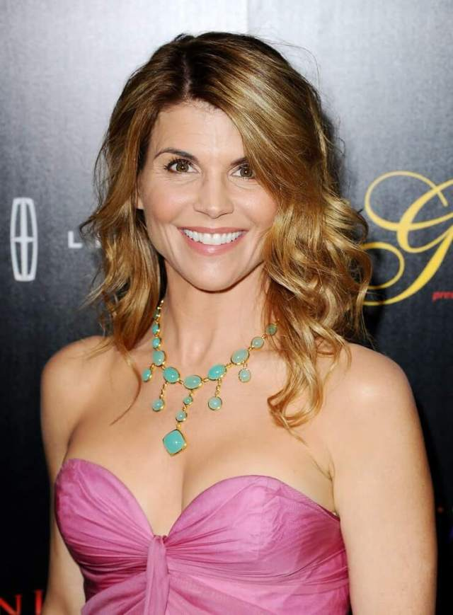 Lori Loughlin hot boobs