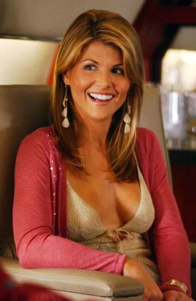 Lori Loughlin hot busty
