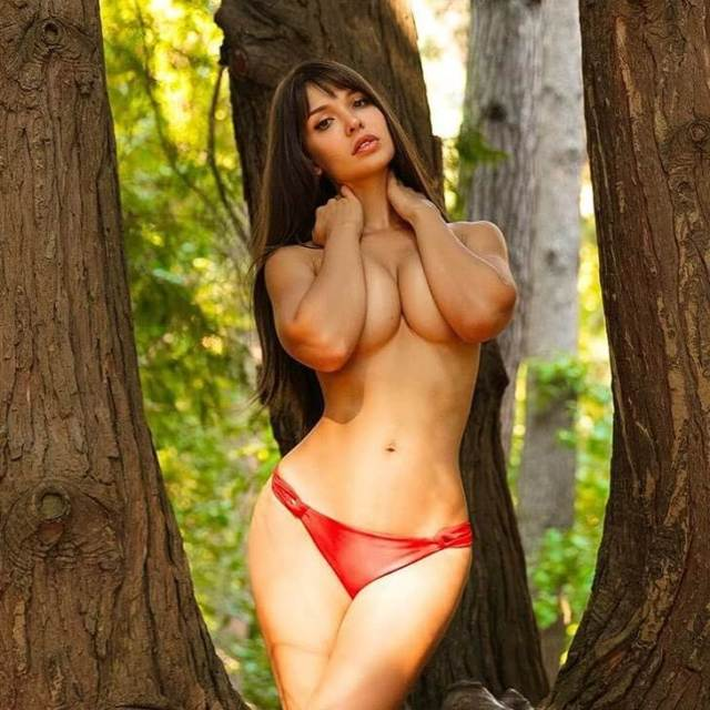Maria Liman hot nude picture