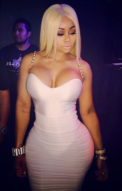 Blac Chyna sexy pictures