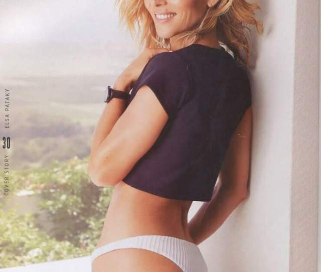 Hottest Elsa Pataky Big Butt Pictures Will Make You Fall In